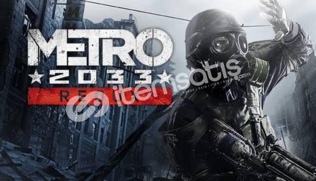 Metro 2033 Redux | EPIC GAMES | E-Posta Değişir