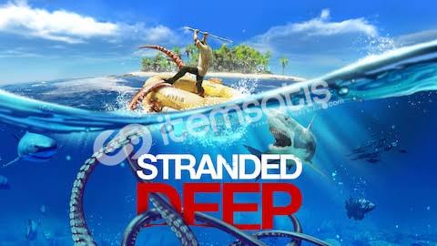 Stranded Deep | EPIC GAMES | E-Posta Değişir
