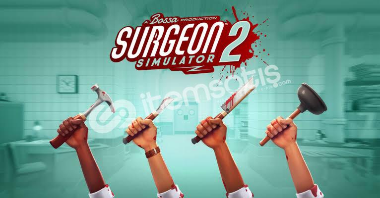 Surgeon Simulator 2 | EPIC GAMES