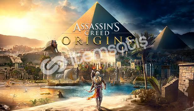 Assasins's Creed ORIGINS | UPlay