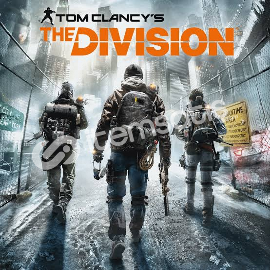Tom Clancy's The Division | UPlay