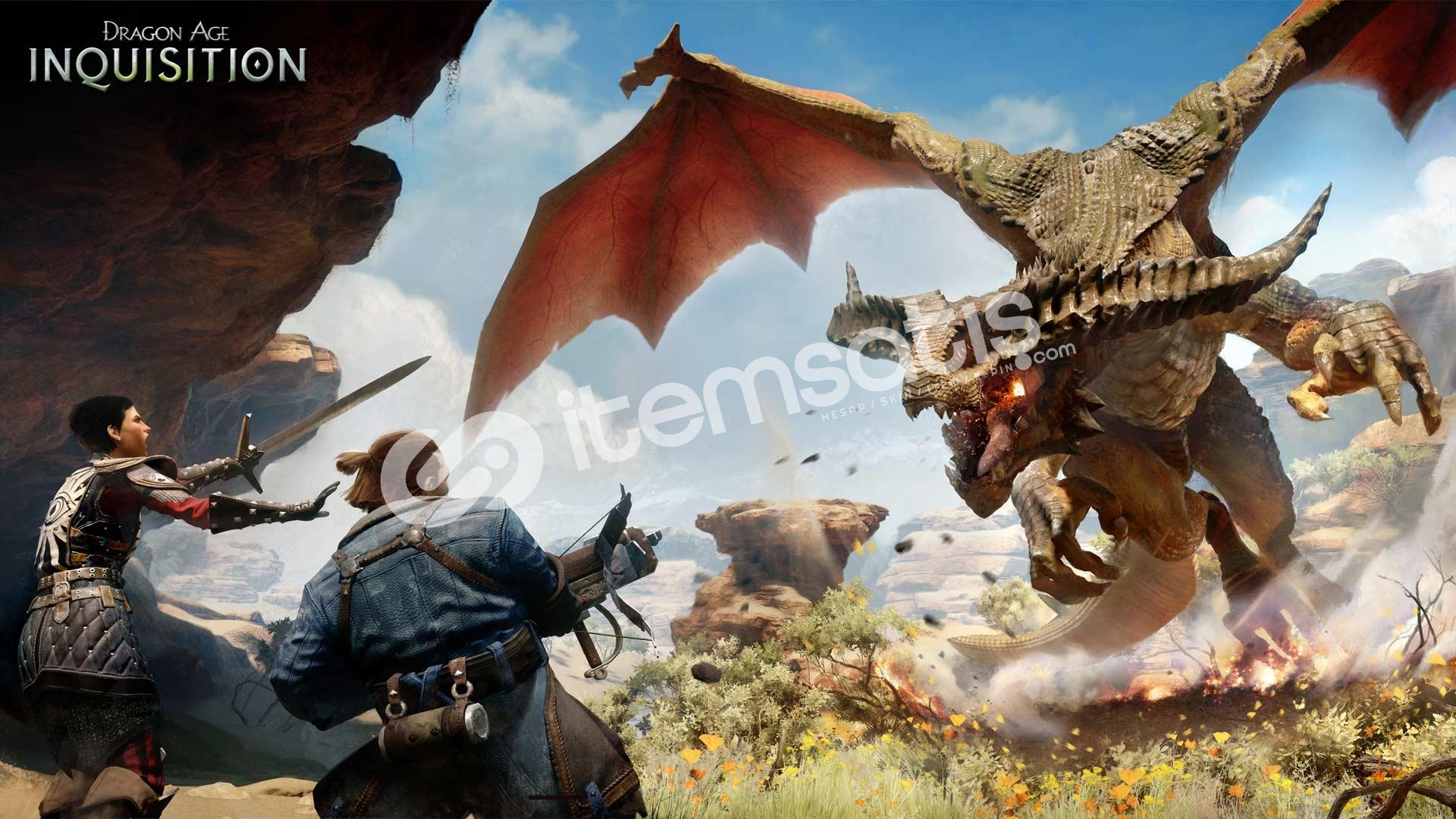 Dragon Age: Inquisition + HEDİYE