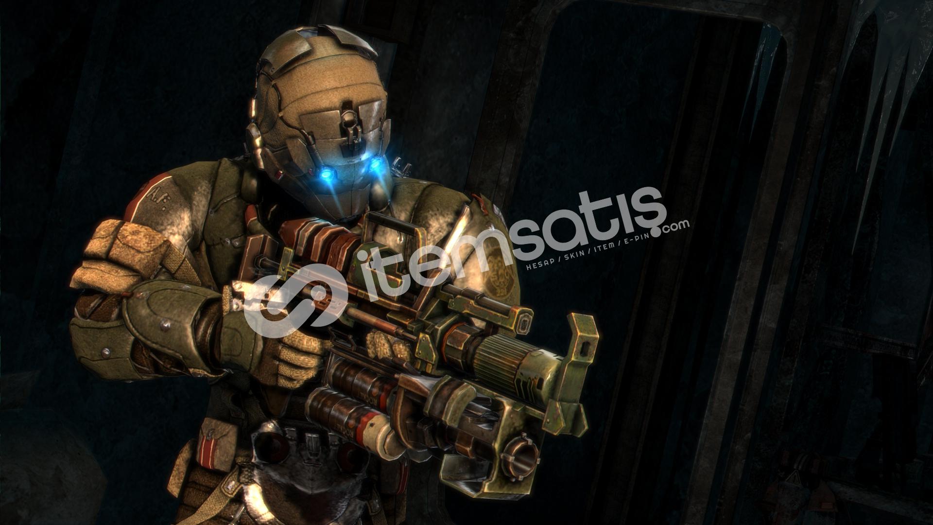 Dead Space 3 + HEDİYE