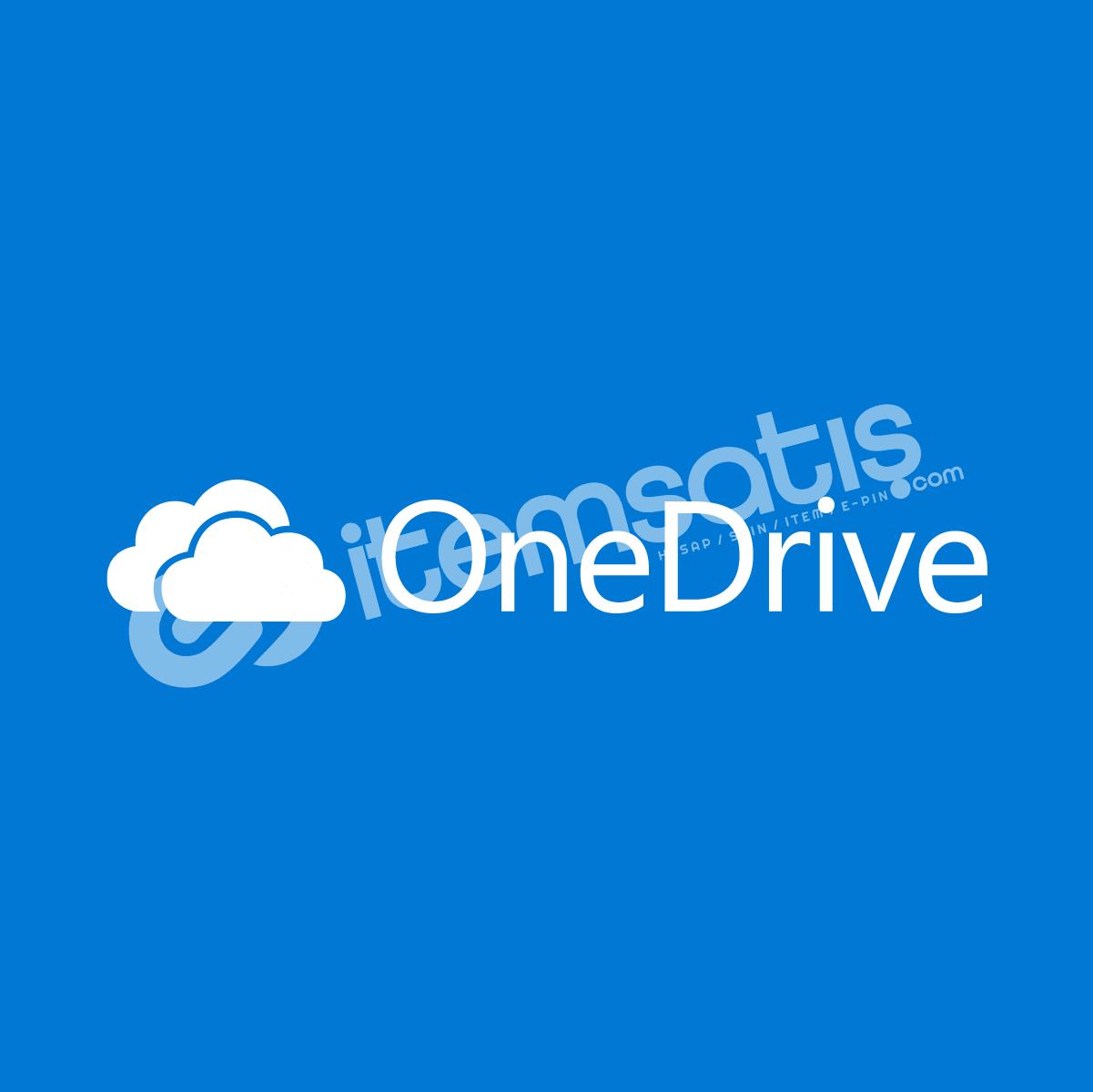 OneDrive | Sınırsız Depolama | Kotasız | Engelsiz Paylaşım