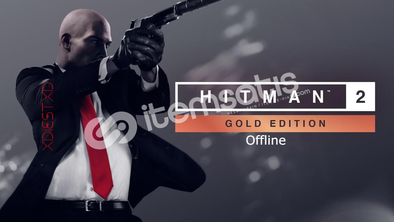 Hitman 2: Gold Edition