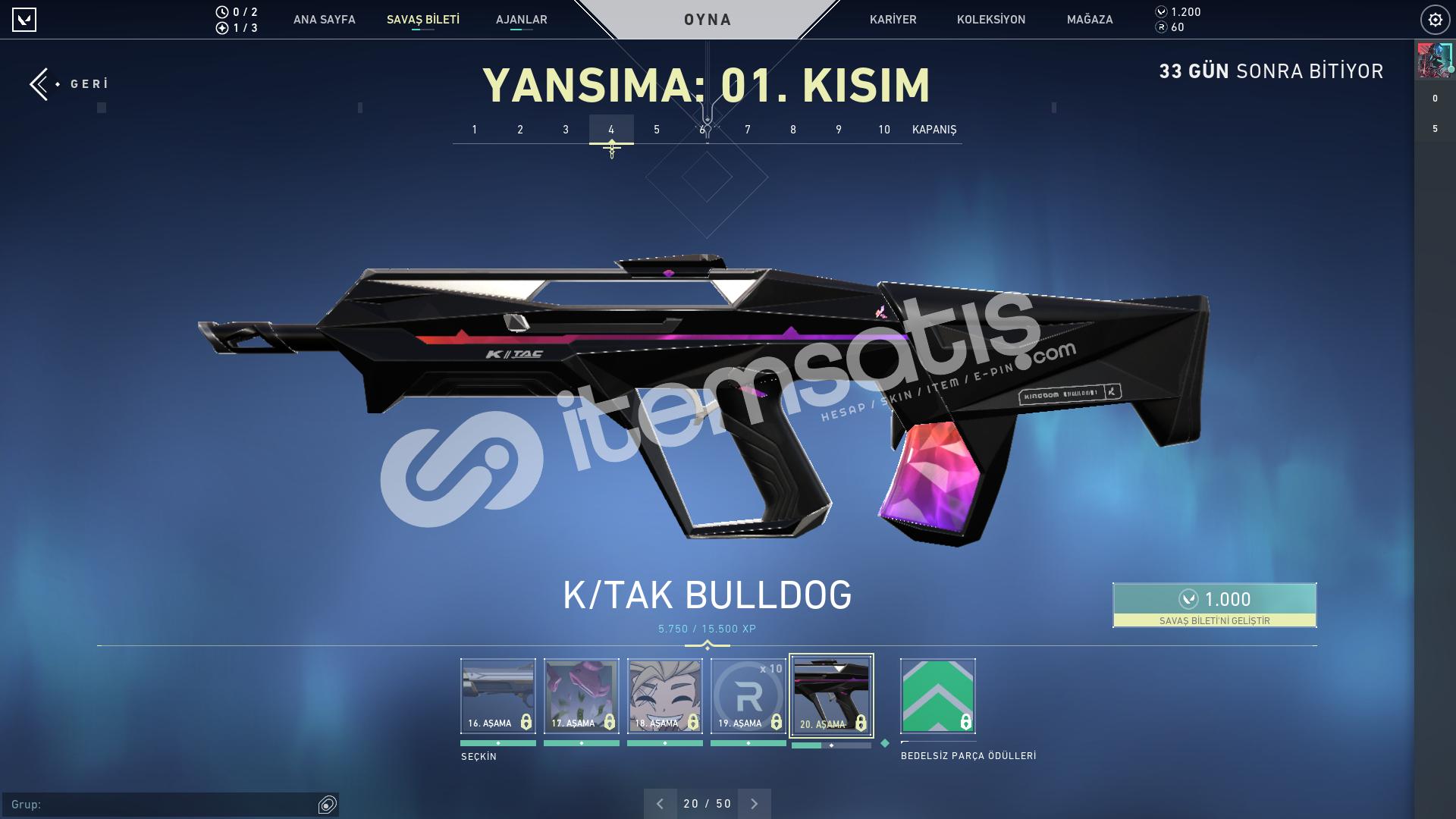 1200 VPLİ HESAP!!!