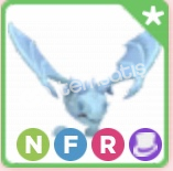 Adopt me nfr FROST