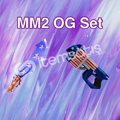 Mm2 Old Glory Set