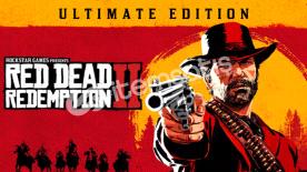 Red Dead Redemption 2 Ultimate içeren steam hesapları