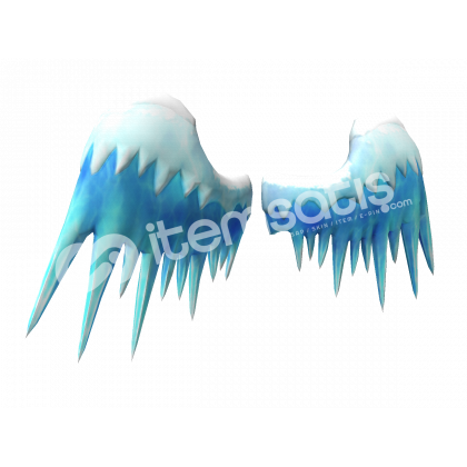 ⭐️ROBLOX Snow Covered Ice Wings ⭐️
