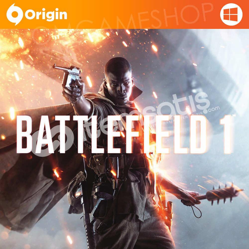 Battlefield 1 Origin Key [Anında Teslimat]