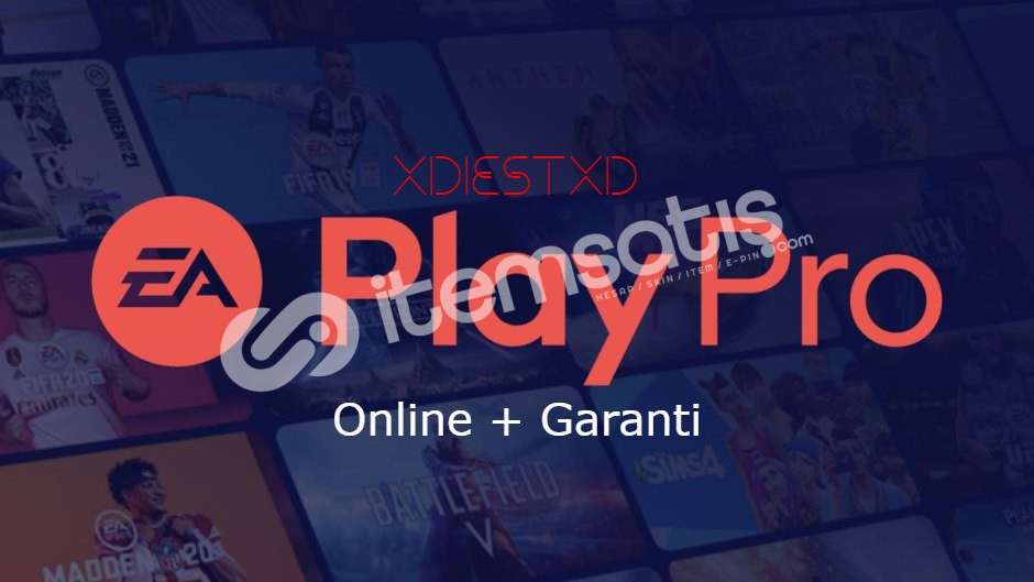 EA Play Pro + Garanti
