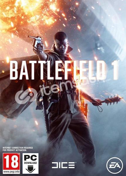 Battlefield 1 key 2 ADET!!!!