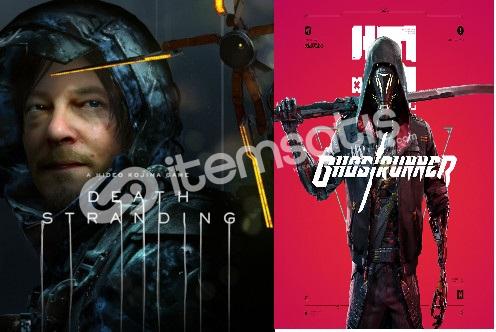 Ghostrunner + Death Stranding 5 TL !
