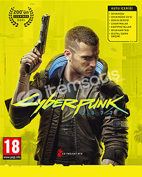 Cyberpunk 2077 Offline Hesap [3TL]