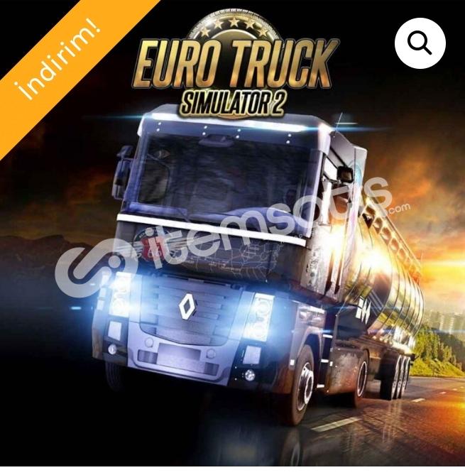 Euro truck Simulatör 2 açıklamayı okuyun