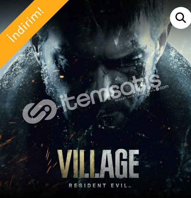 Resident Evil Village açıklamayı okuyun