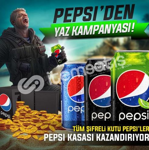 Zula Pepsi Max Kasası