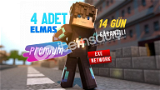 4 Adet Elmas Premium