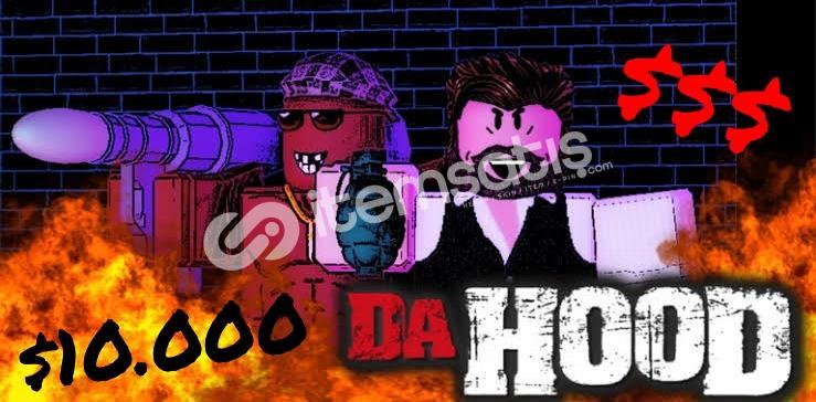 5 TL 30k Da Hood parası