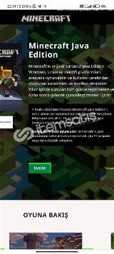 Minecraft Orijinal Premium Hesap