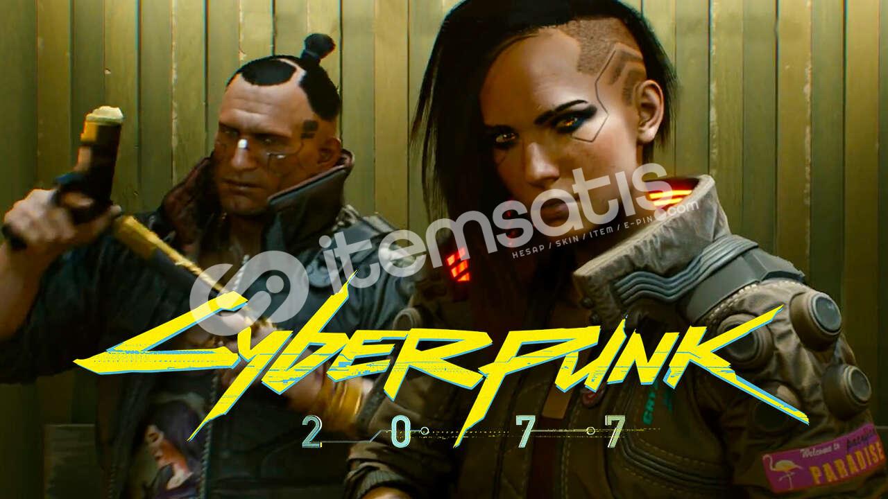 Cyberpunk 2077 Offline Steam Hesap + Garanti