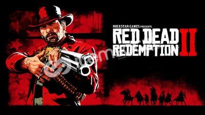 Red Dead Redemption 2 Offline Steam Hesap + Garanti