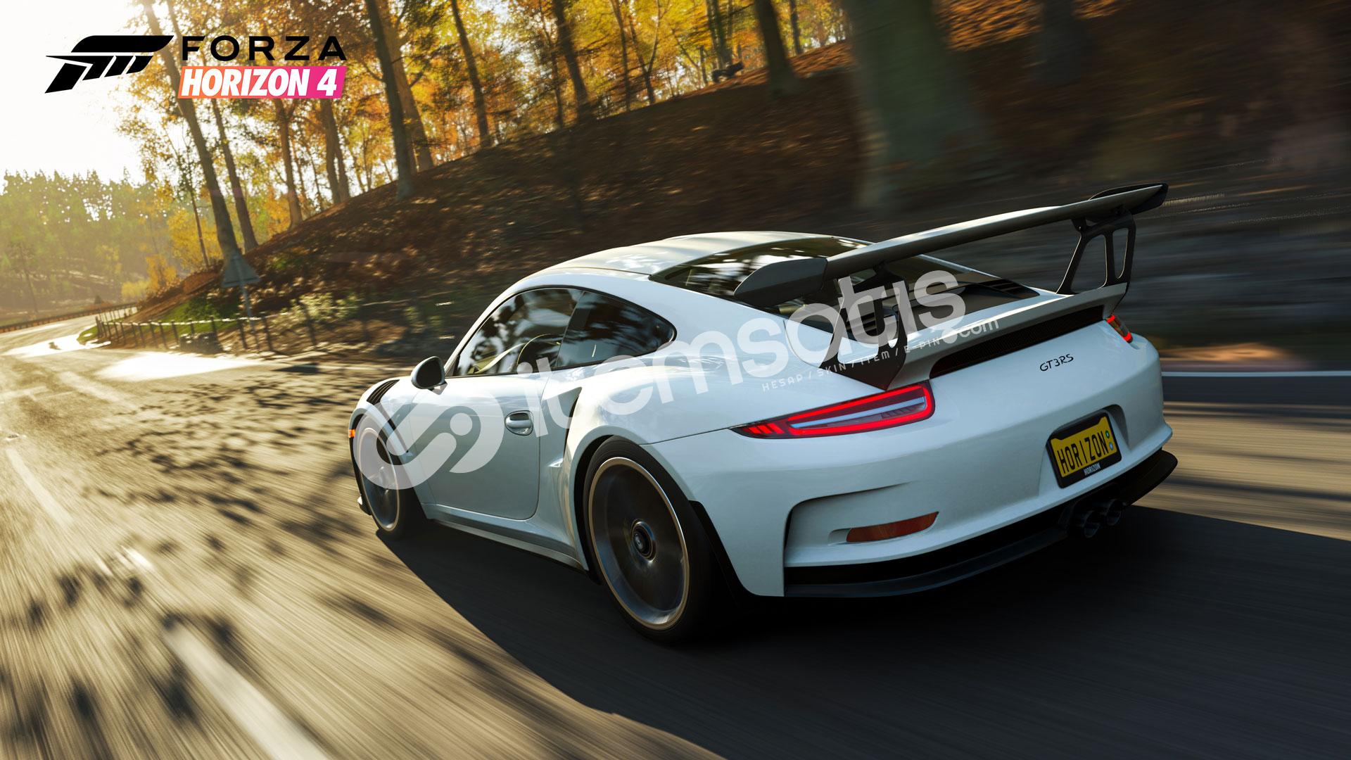 Forza Horizon 4 Offline Steam Hesap + Garanti