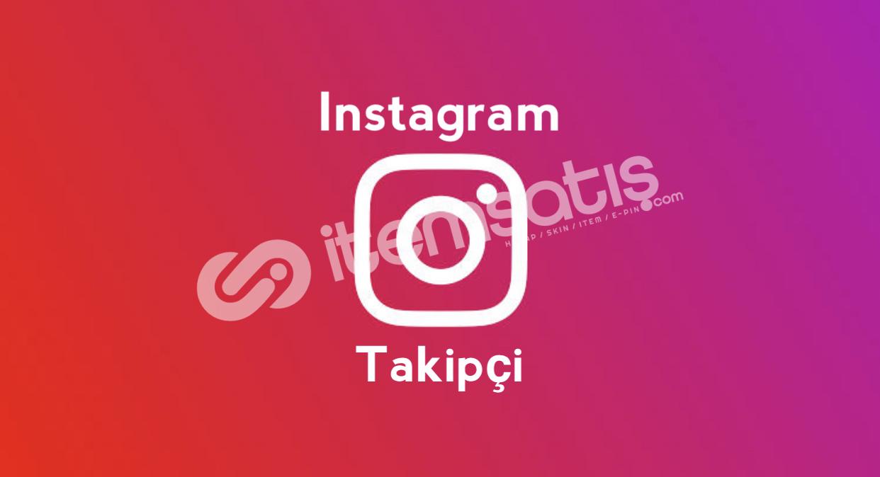Instagram Takipçi [Az Düşüş]