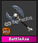 Mm2 BattleAxe