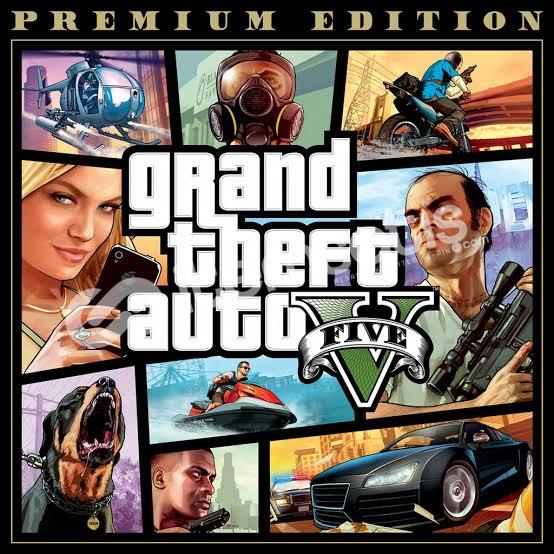Gta 5 Premium Editon