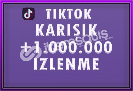 1.000.000 TIKTOK IZLENME - [ÖZEL FİYAT]