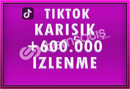 600.000 TIKTOK IZLENME - [ÖZEL FİYAT]