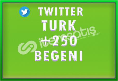 250 GERÇEK [TÜRK] BEGENİ