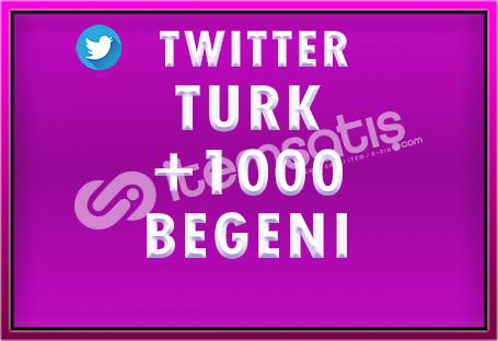 1.000 GERÇEK [TÜRK] BEGENİ