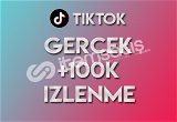 100.000 Tiktok İzlenme (KEŞFET ETKİLİ)
