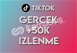 50.000 Tiktok İzlenme (KEŞFET ETKİLİ)