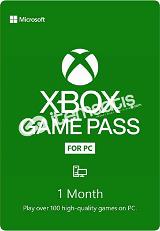2 Aylık Xbox Gamepass Pc Kod