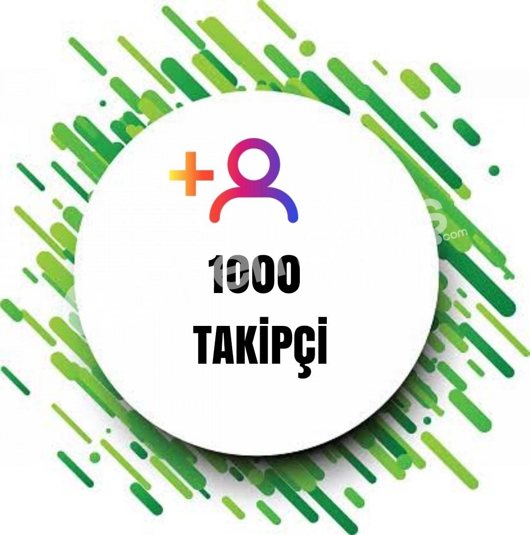 1.000 TAKİPÇİ | HIZLI | EN İYİSİ
