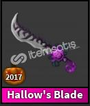 Mm2 Hallows Blade