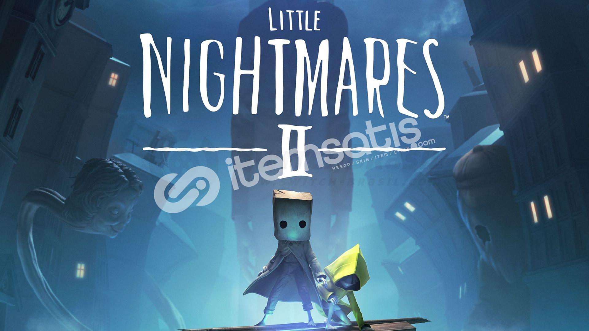 Little Nightmares II + HEDİYE + GARANTİ