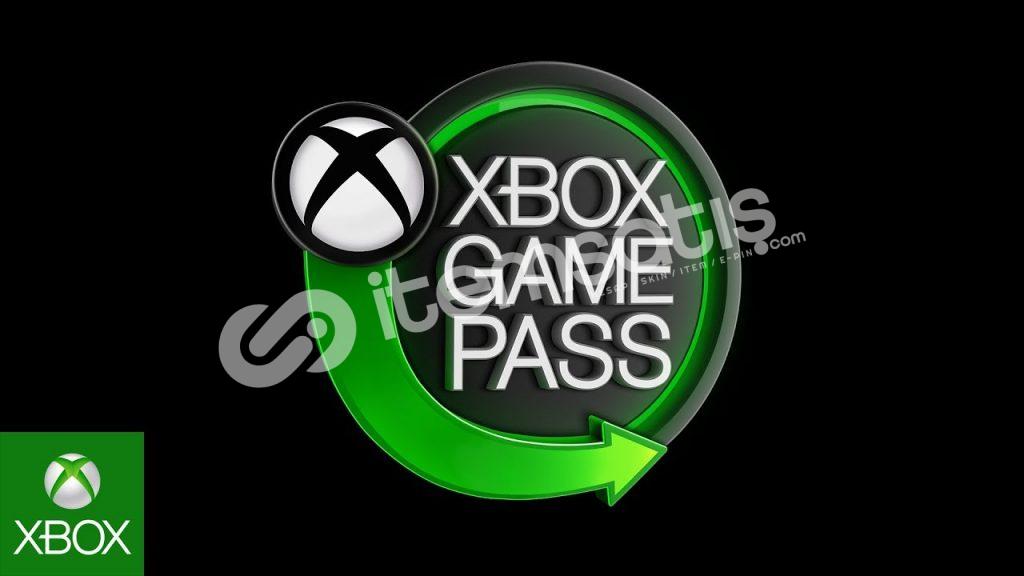 gamepass pc 1 aylık