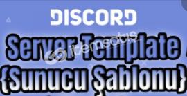 Discord Sunucu Şablonu Paketi