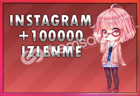 100.000 İZLENME - GÖNDERİ & HİKAYE