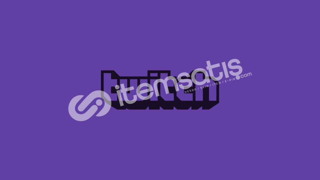 Twitch 2.000 Adet Takipçi