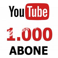 %100 TÜRK 1.000 ABONE [ HIZLI TESLİMAT ] KALİTELİ !