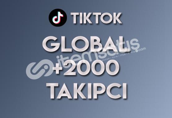 2.000 Global Takipçi | ANLIK
