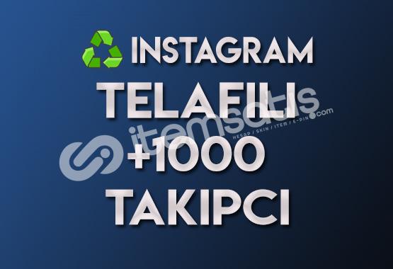 ♻️ 1.000 Telafili Takipçi (TELAFILI)
