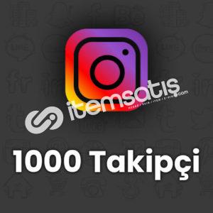 İNDİRİM! | 1000 TAKİPÇİ KALİTELİ | HIZLI GÖNDERİM !!
