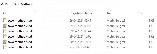 DİSCORD %100 GARANTİ OWO KASMA METHOD